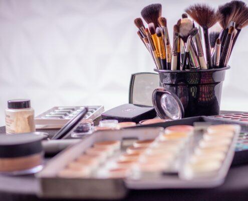 Kosmetikutensilien