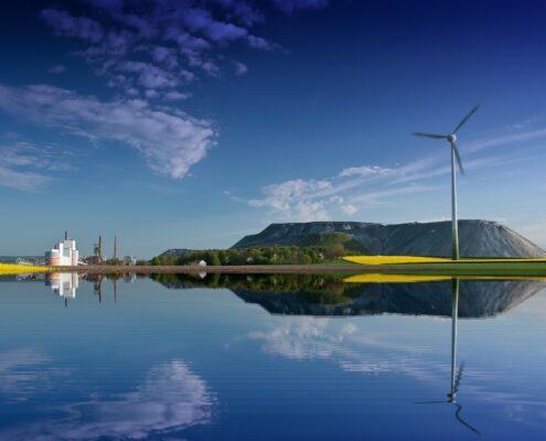 nachhaltige Industrie