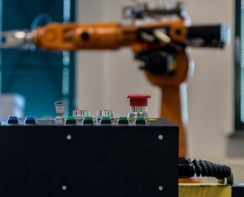 Roboter in der Industrie